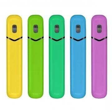 Оптовая цена 350 мАч батарея одноразовые Pod Vape Гладкий вкус электронная сигарета ручка