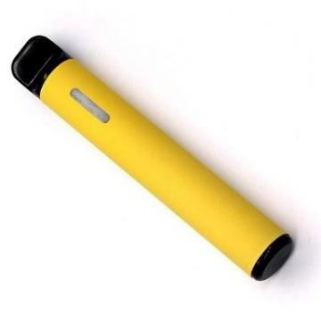 Лидер продаж США одноразовые КБР масляный картридж 350 мАч авто Батарея керамика катушки buttonless логотип vape ручка
